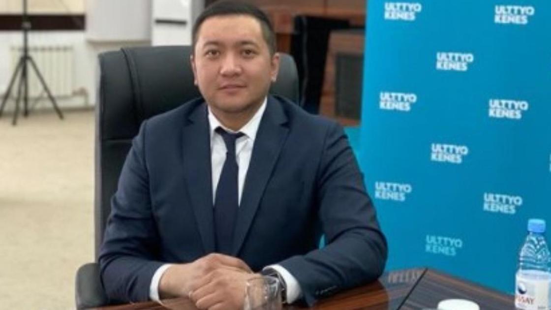 Асхат Садырбай