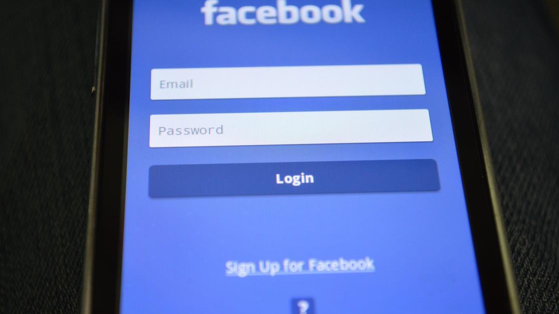 Интерфэйс Facebook