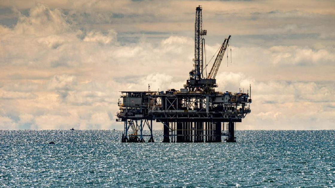 нефтяная установка