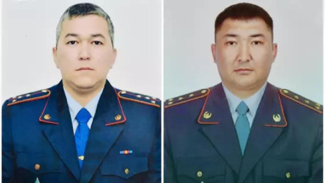 Қанат Отарбаев пен Қанат Хамидуллин