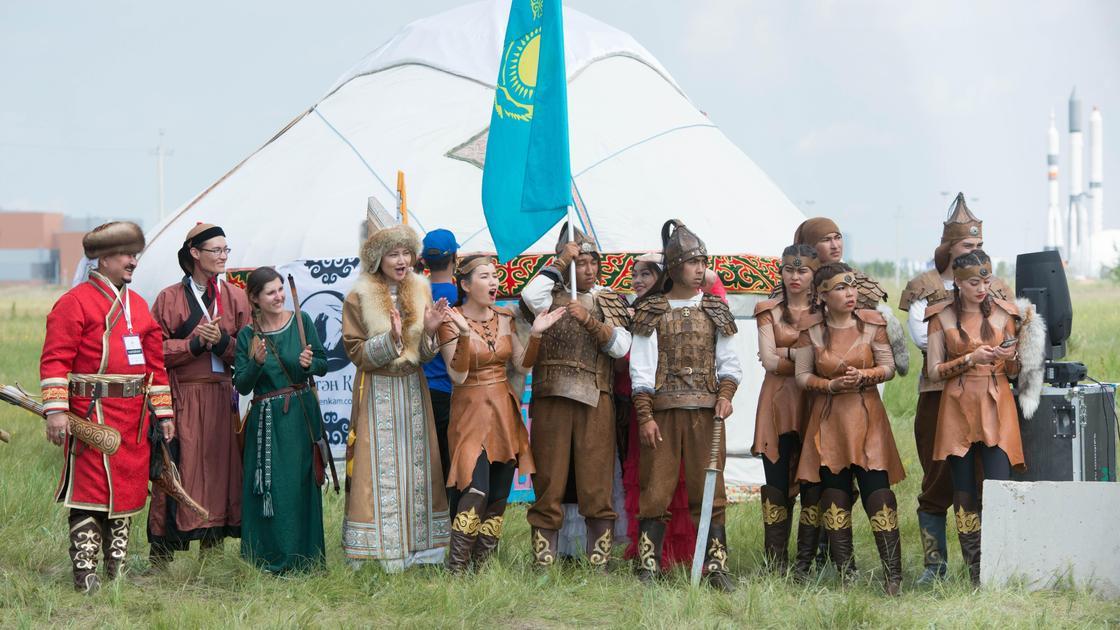Фестиваль этнокультуры кочевников «Kóshpendiler Álemi»