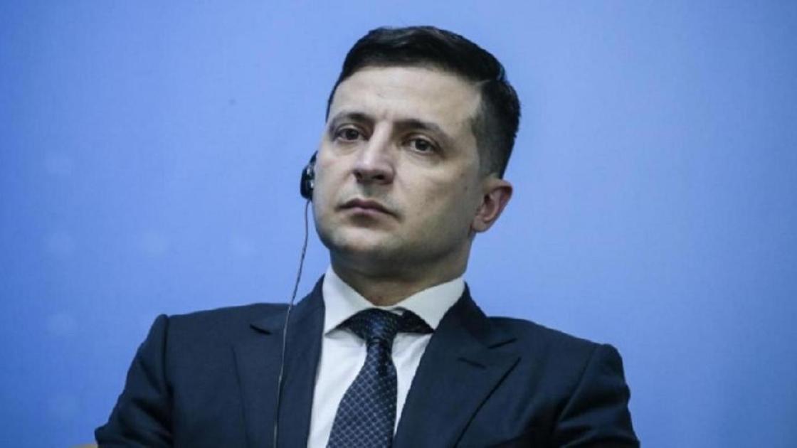Украина президенті