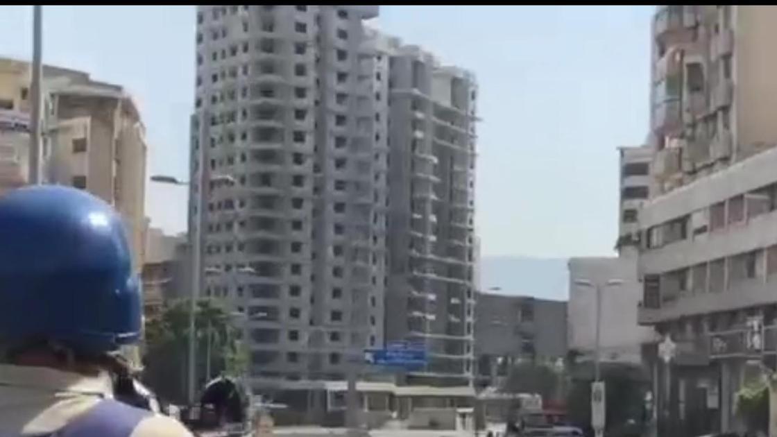 Перестрелка в Бейруте