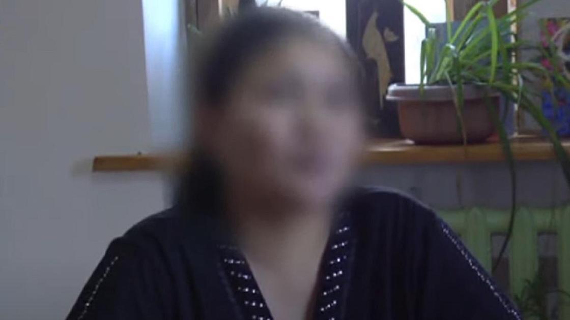 Пострадавшая от побоев мужа в Акмолинской области
