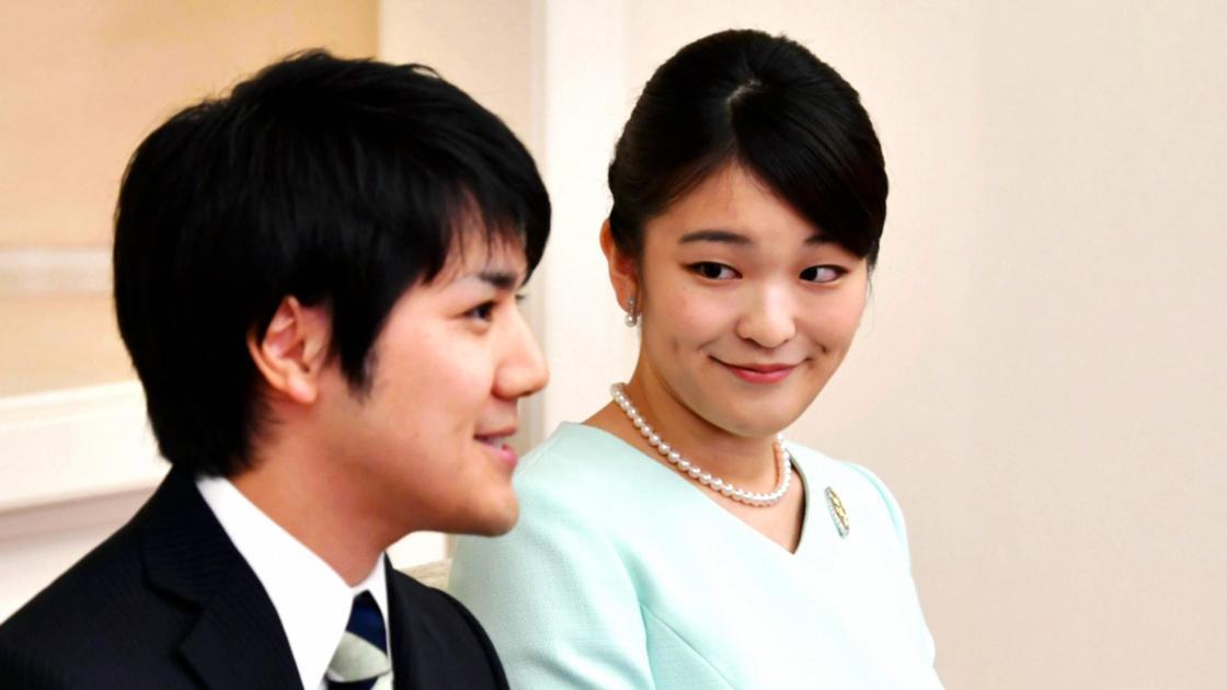 Принцесса Мако и Комуро