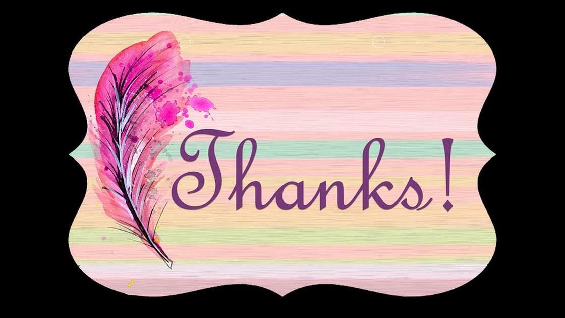 Как написать благодарственное письмо: образец