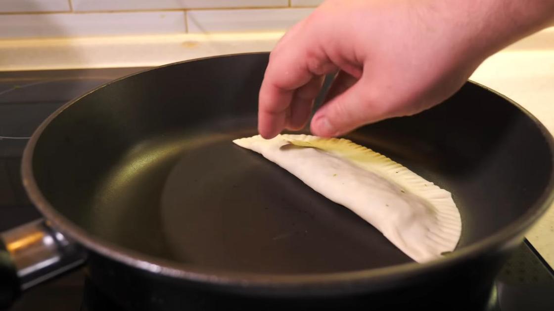 Кутаб на сковородке