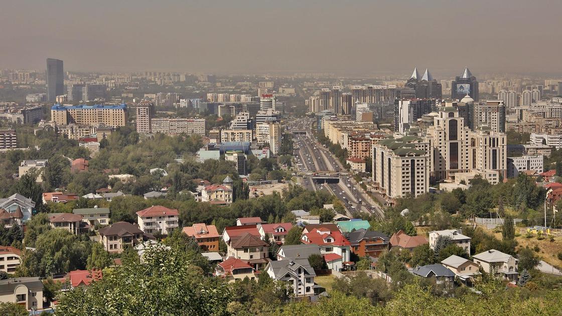 Алматы2. Фото NUR.KZ