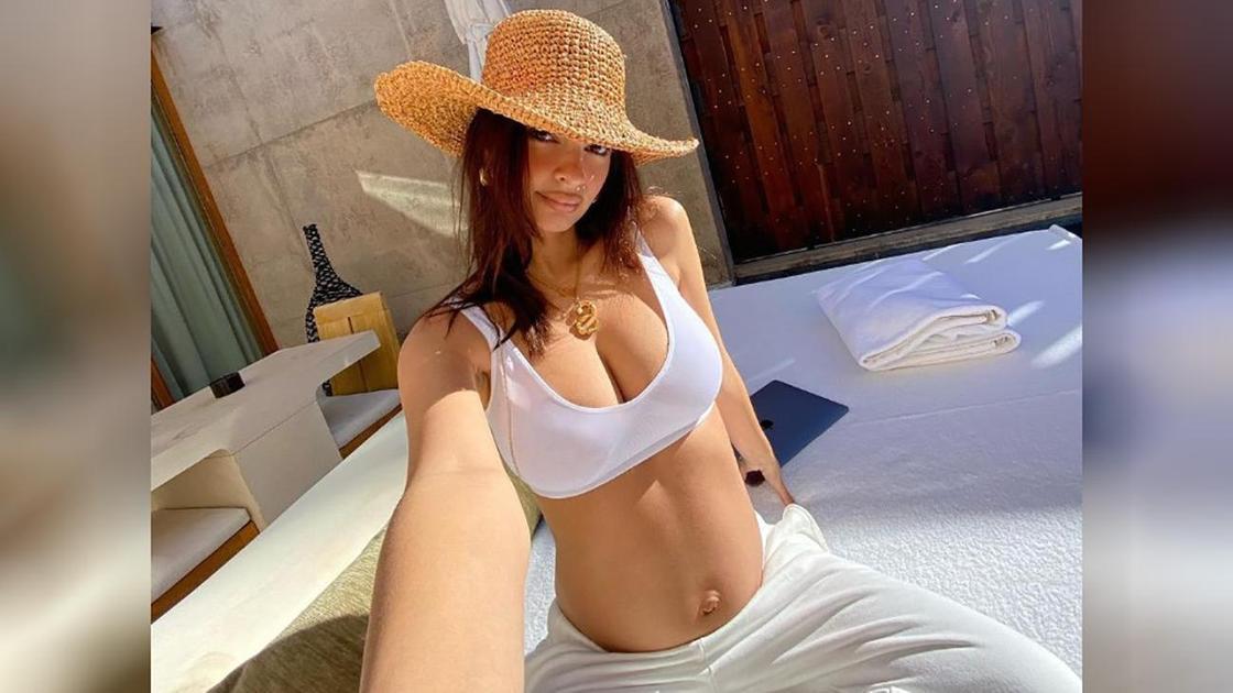 Американская модель и предпринимательница Эмили Ратаковски
