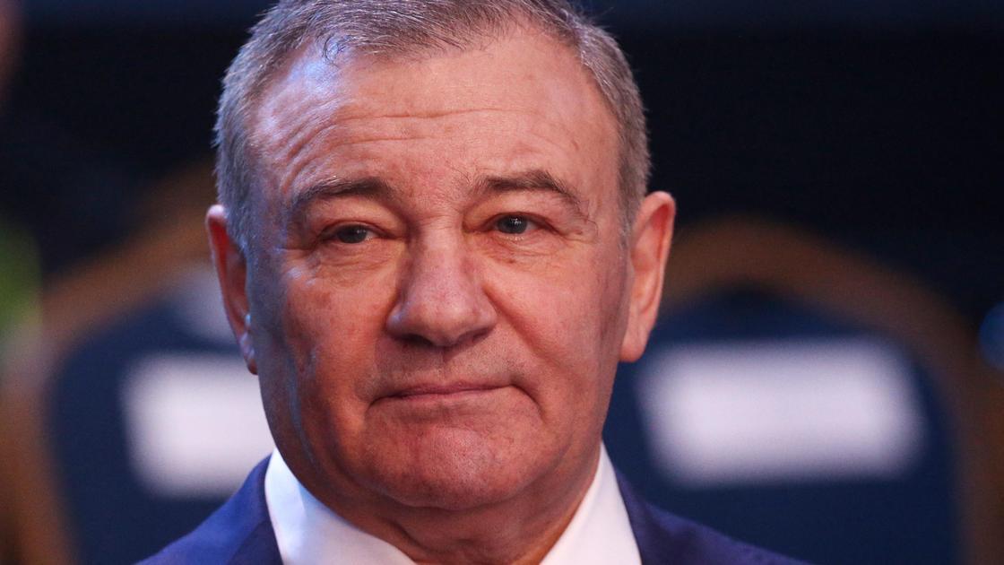Российский миллиардер Аркадий Ротенберг