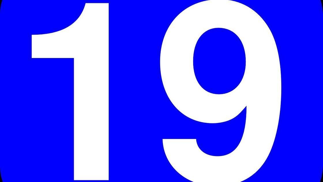 число 19