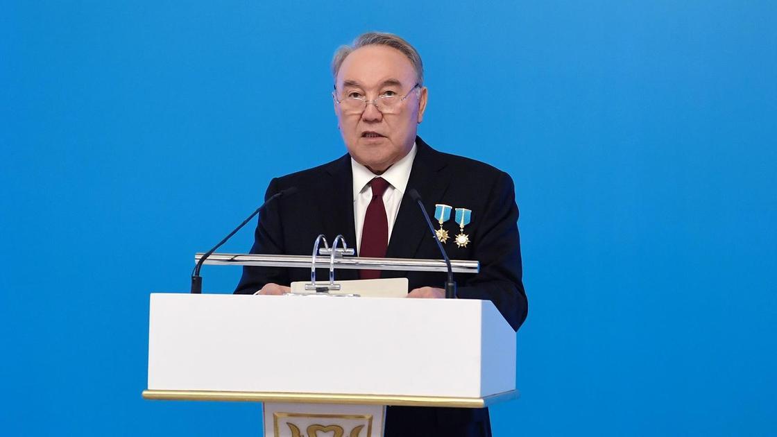 Нурсултан Назарбаев2. Фото elbasy.kz