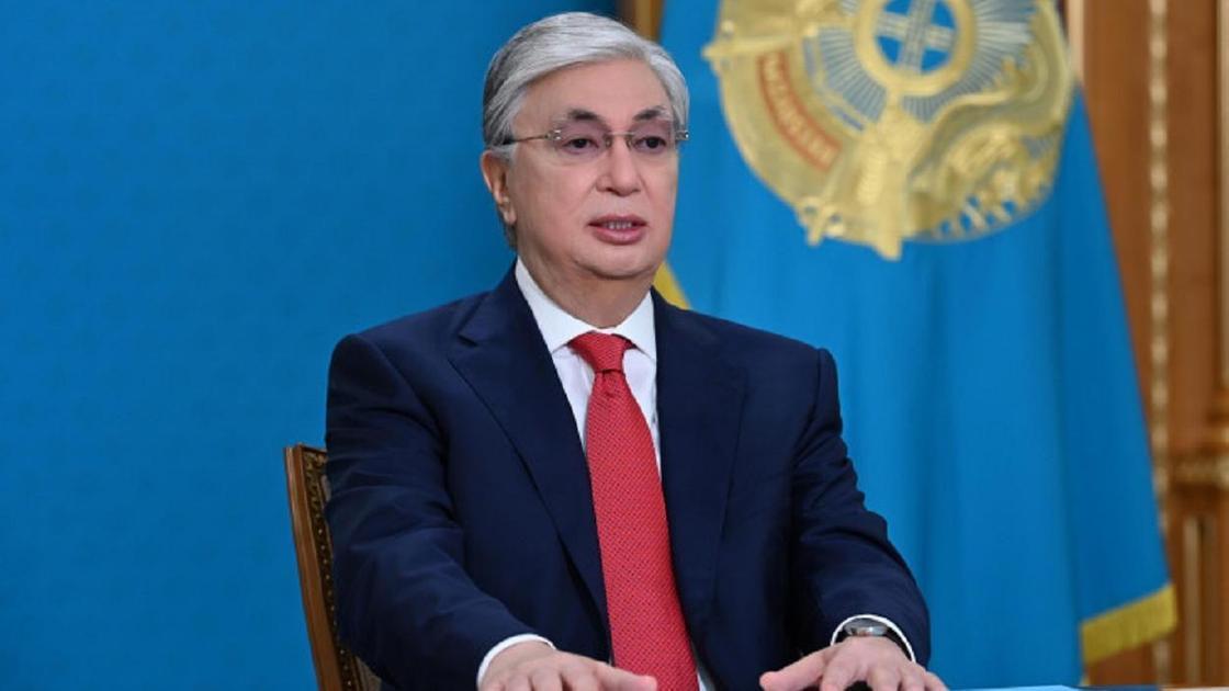 Қасым-Жомарт Тоқаев