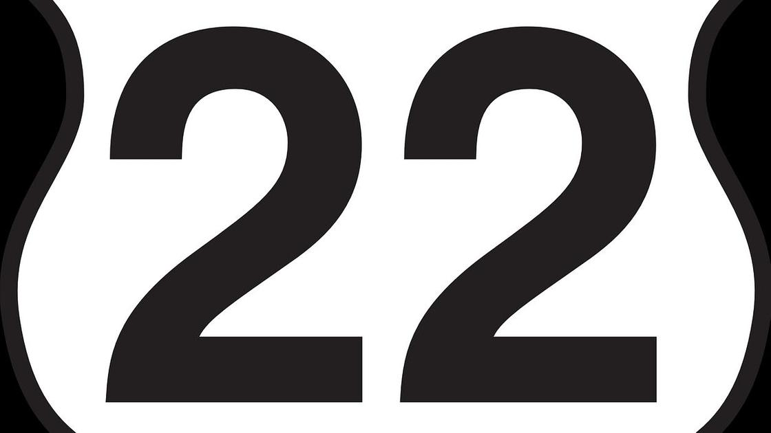 22 число