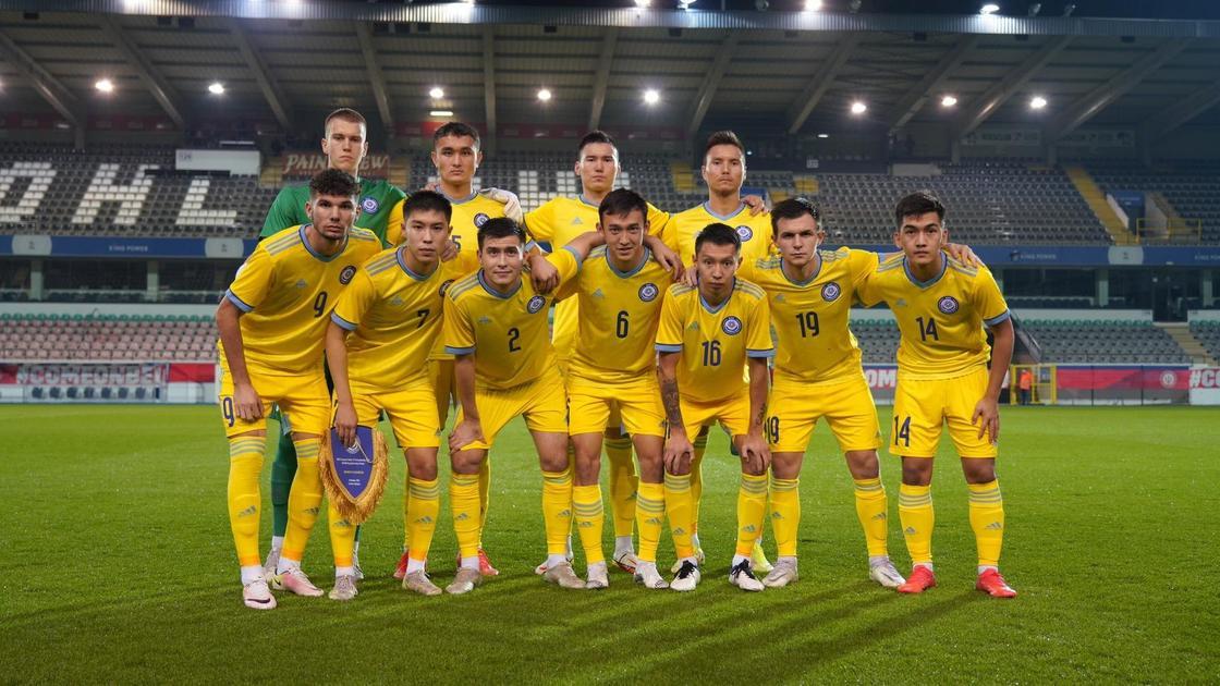 Молодежная сборная Казахстана по футболу