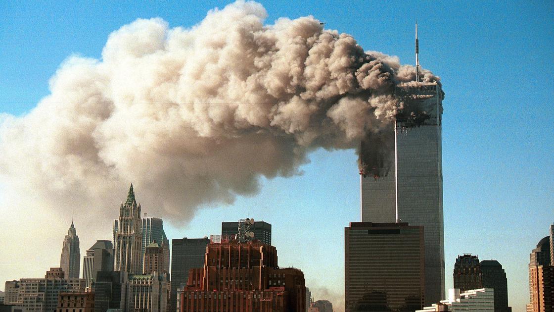 Теракт 9 сентября 2001 года в Нью-Йорке