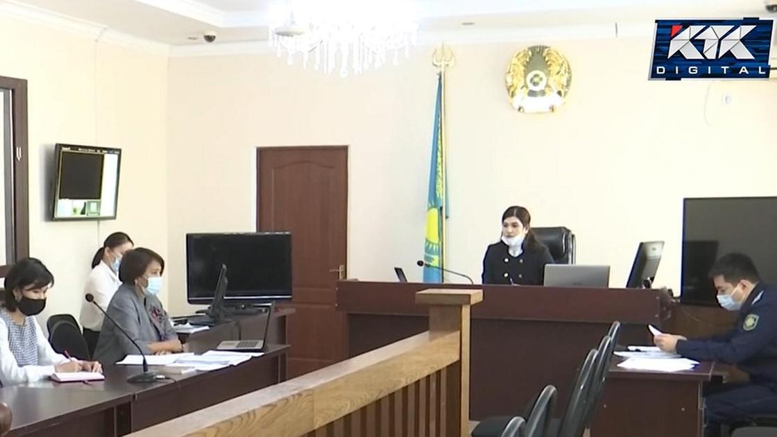 Суд в Атырау
