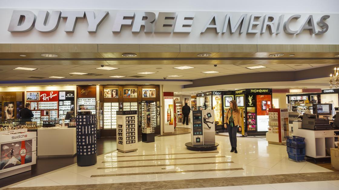 Duty Free Shoppers