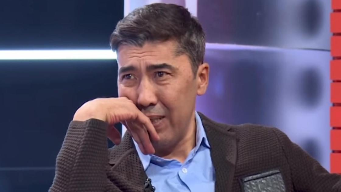 Берік Тұрсынбеков