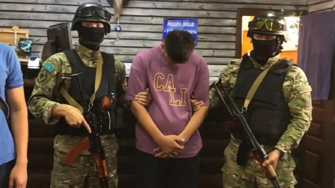 Задержания в Актау