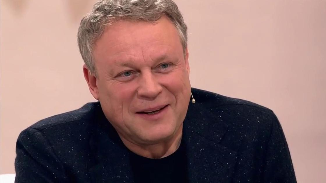 Сергей Жигунов актер