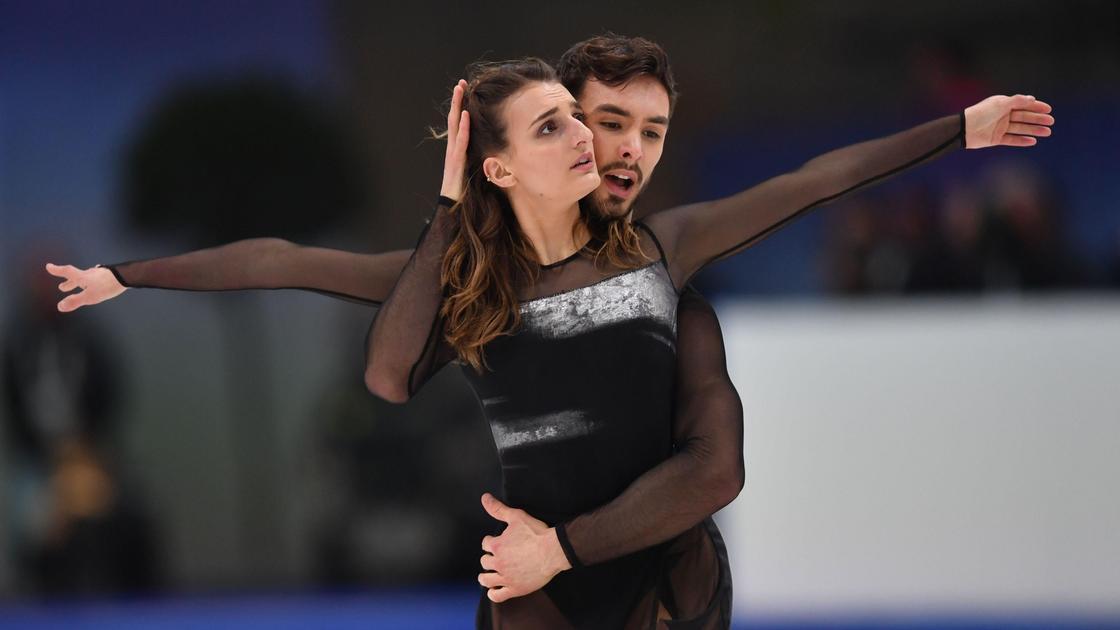 Габриэла Пападакис и Гийом Сизерон