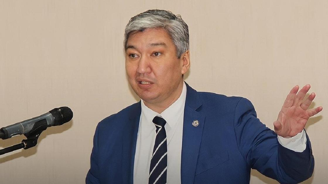 Ерлан Джамантаев