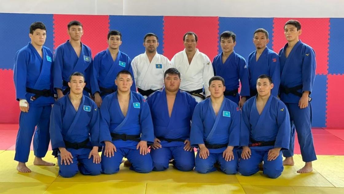 Молодежная сборная Казахстана по дзюдо