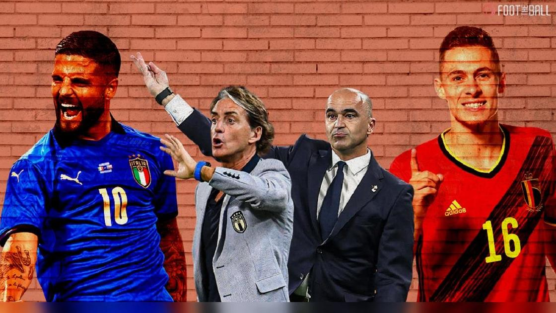 Италия - Бельгия