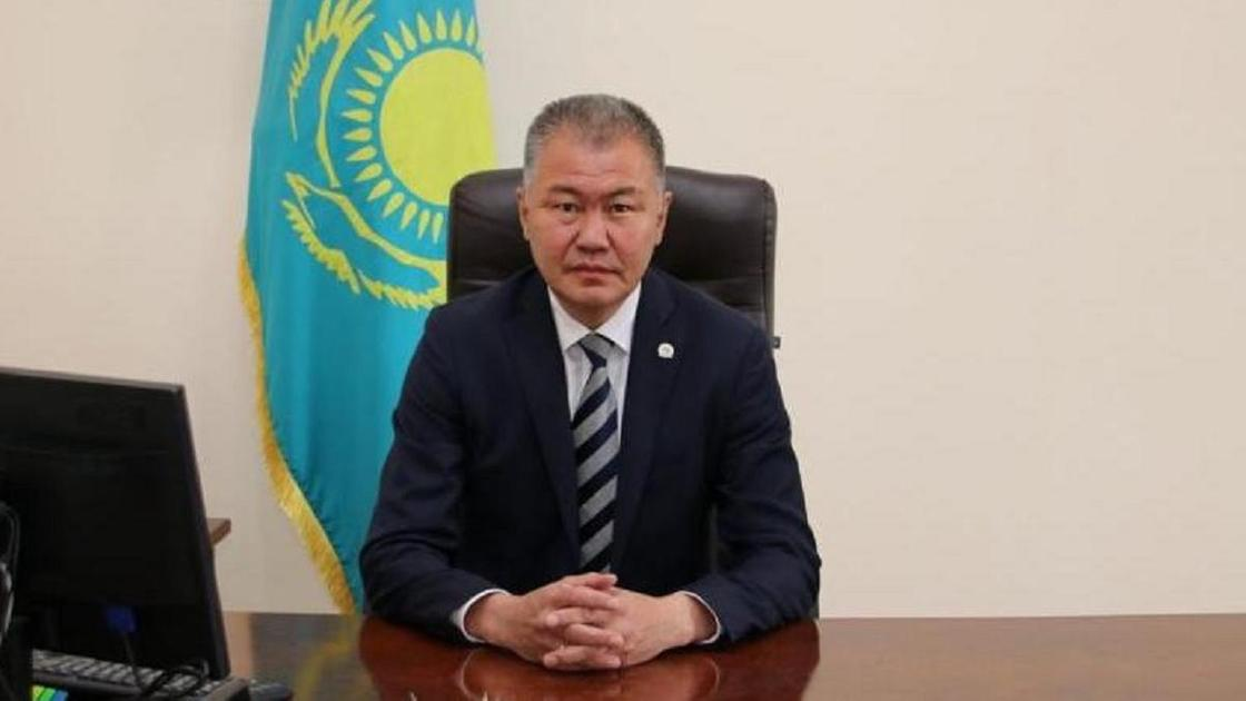 Кайрат Бегимов