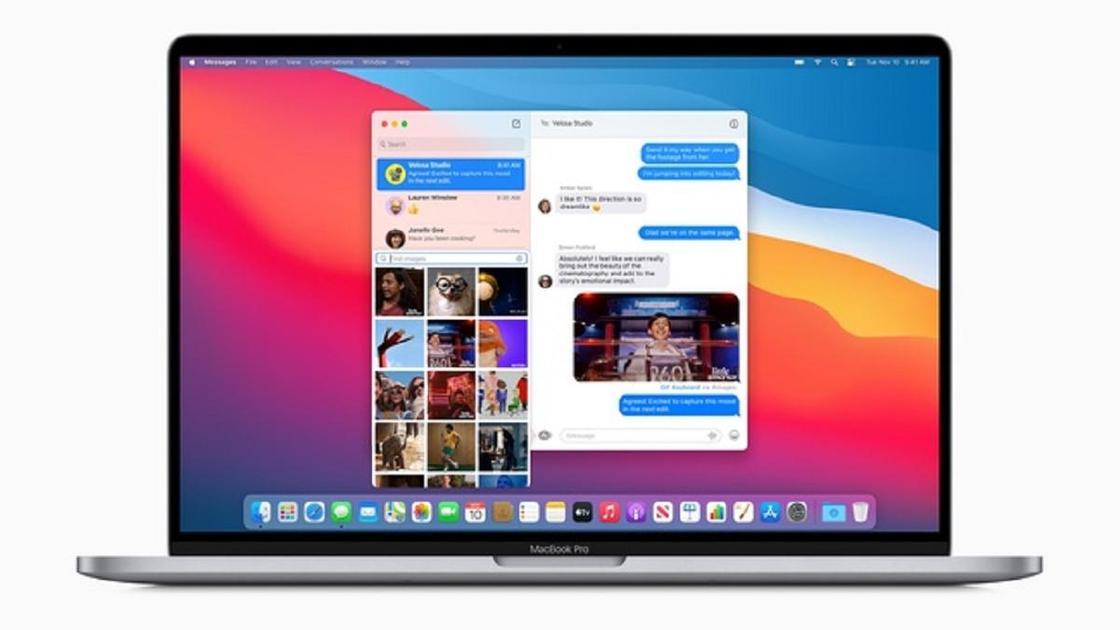 Apple презентовала операционную систему macOS Big Sur