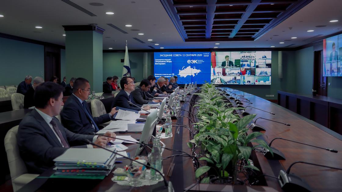 Большинство предложений Казахстана по евразийской стратегии согласовано