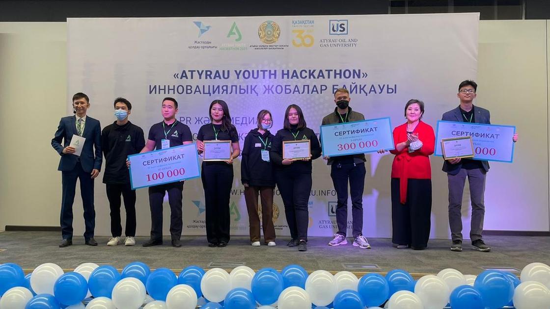 Конкурс инновационных проектов в Атырау