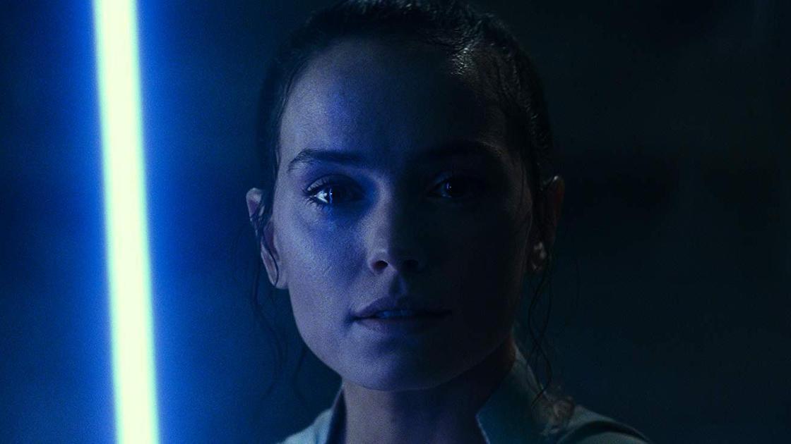 """«кадр из фильма """"Звездные войны: Скайуокер. Восход"""""""