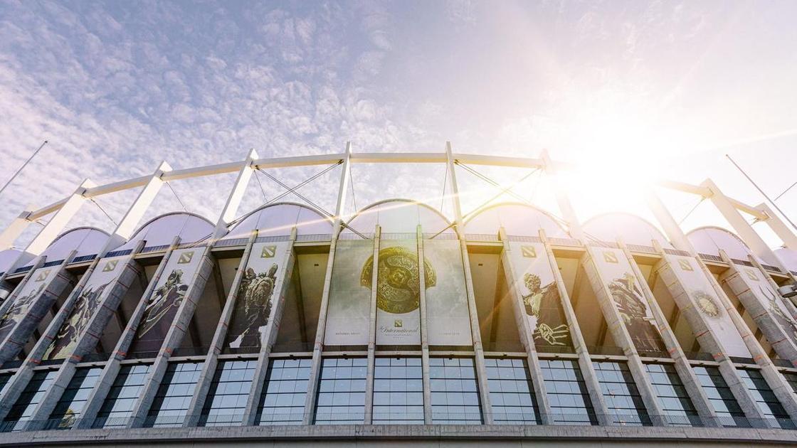 National Arena в Бухаресте