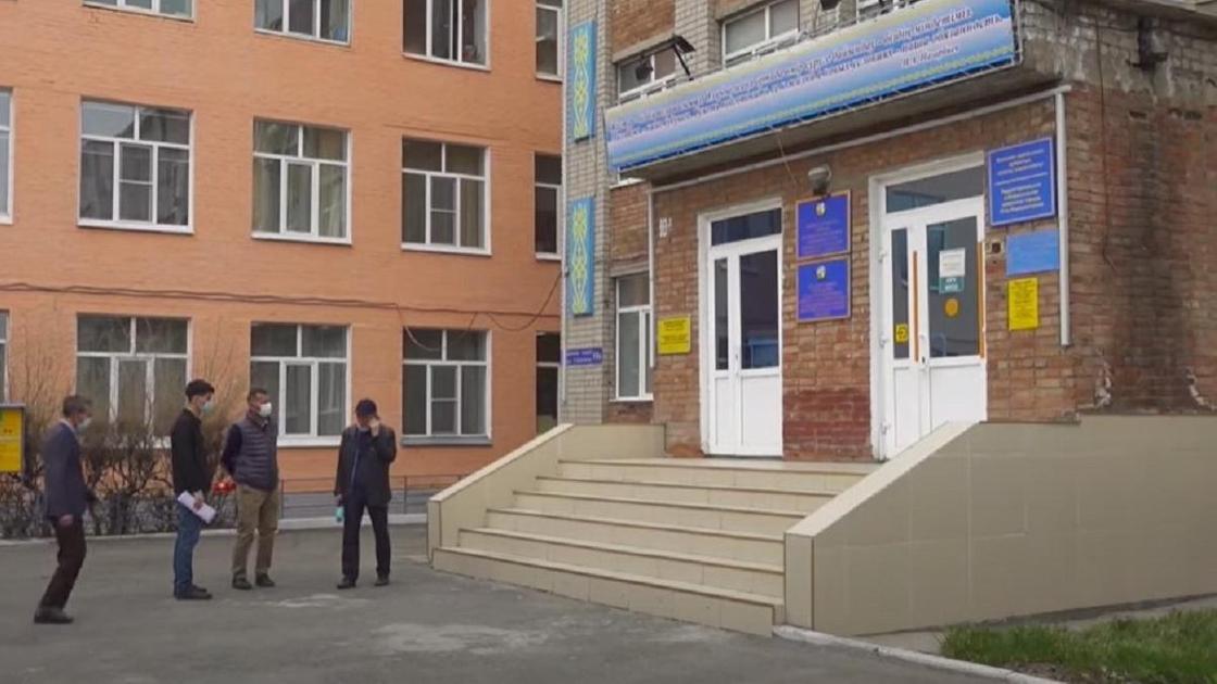 Школа в Усть-Каменогорске
