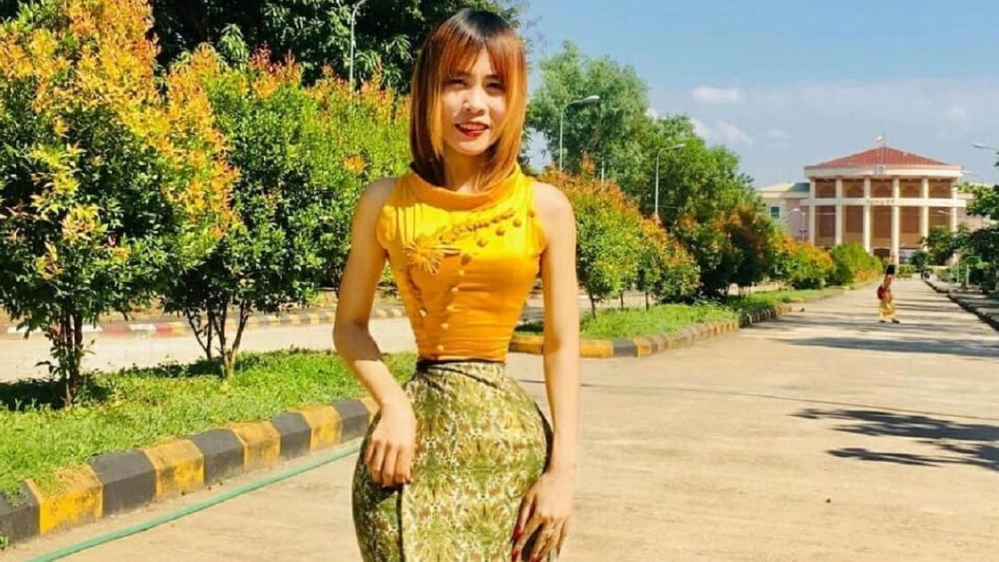 У Су Наинг талия составляет 35 см