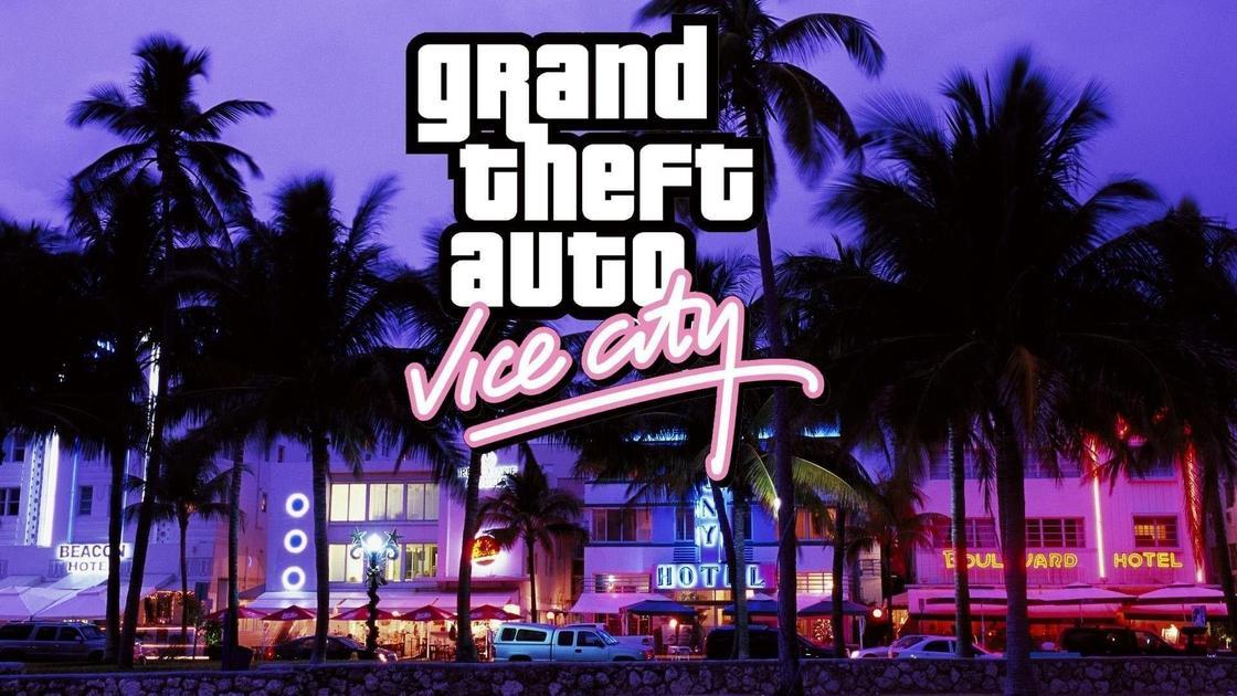 Игра GTA: Vice City
