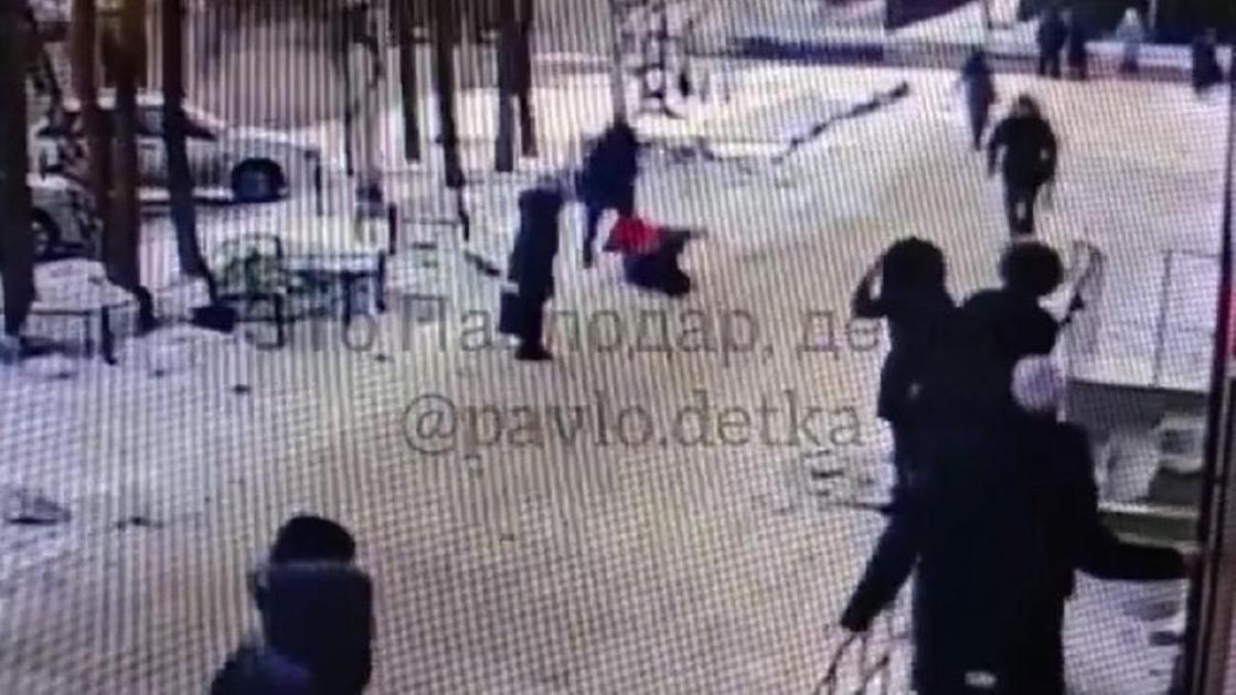 Избиение в Павлодаре