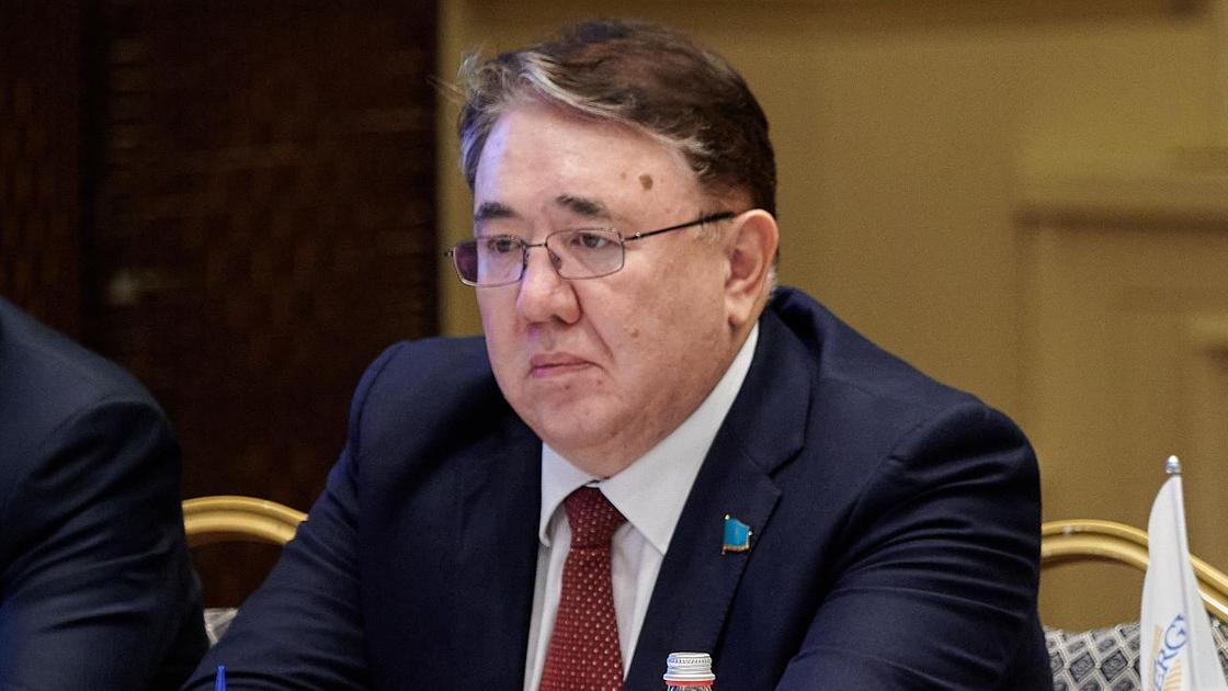 Канатбек Сафинов