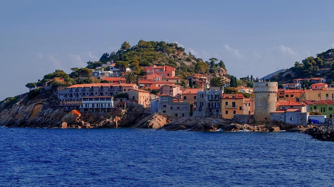 остров Джильо