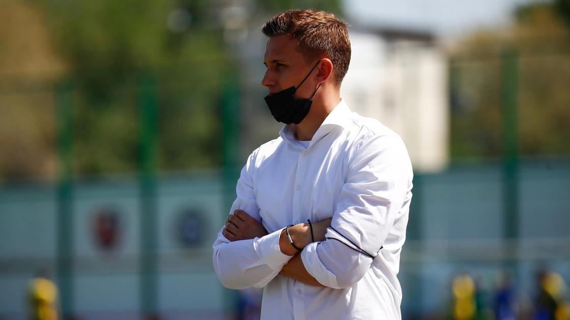 Тренер Алексей Шпилевский