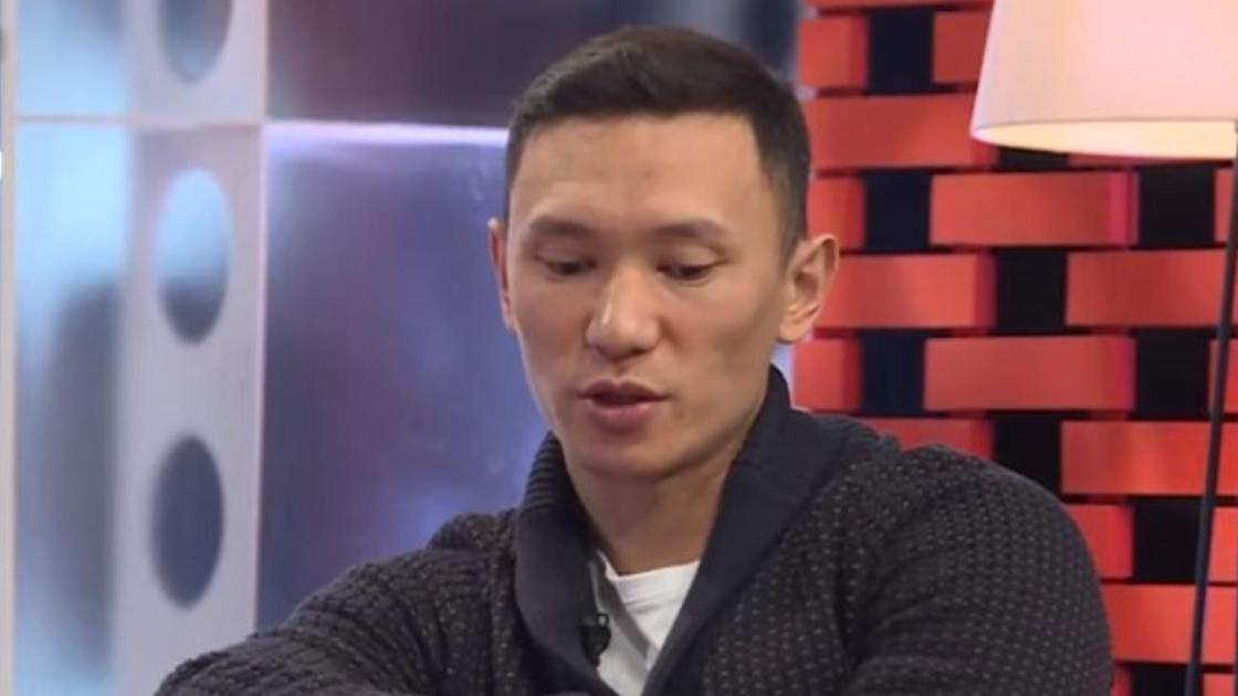 Данияр Жұмаділов