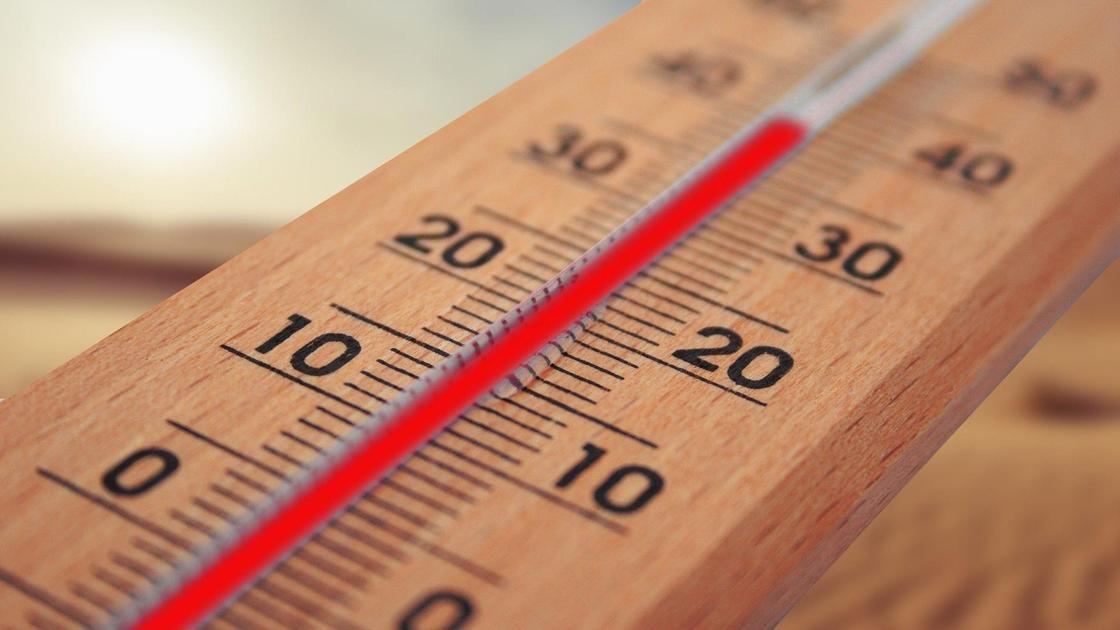 Термометр для измерения температуры воздуха