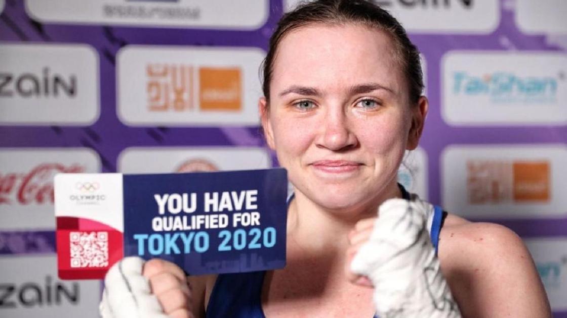 19-летняя казахстанская боксерша сумела добыть единственную лицензию на ОИ 2020