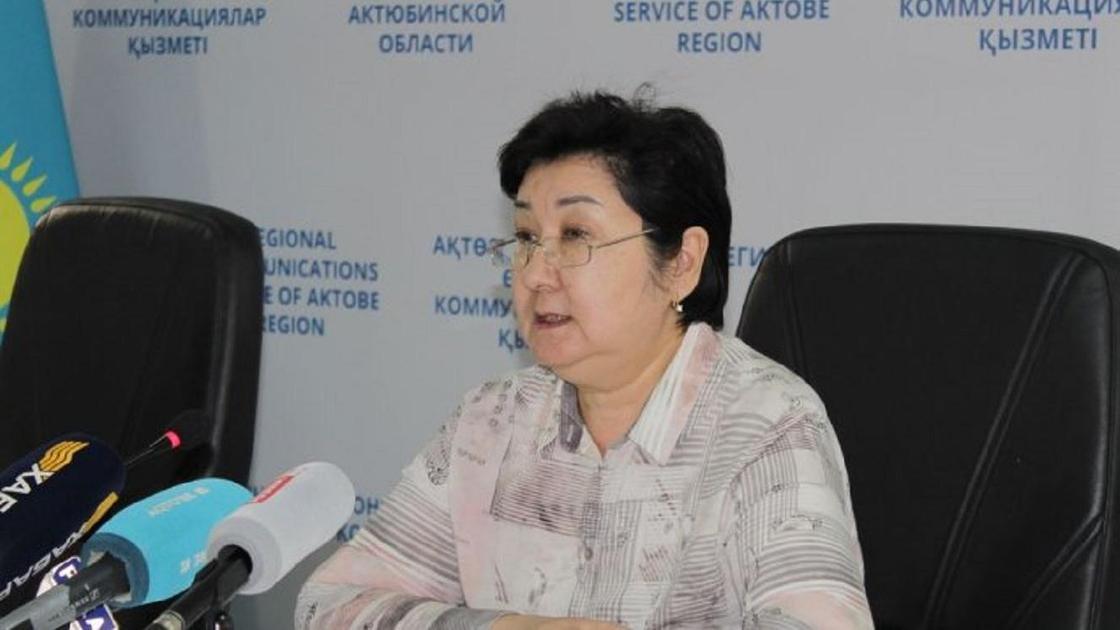 Нұрсұлу Беркімбаева