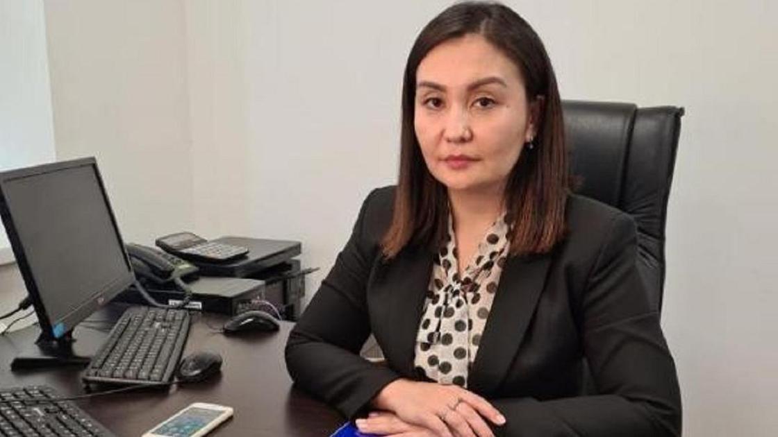 Толганай Колбаева