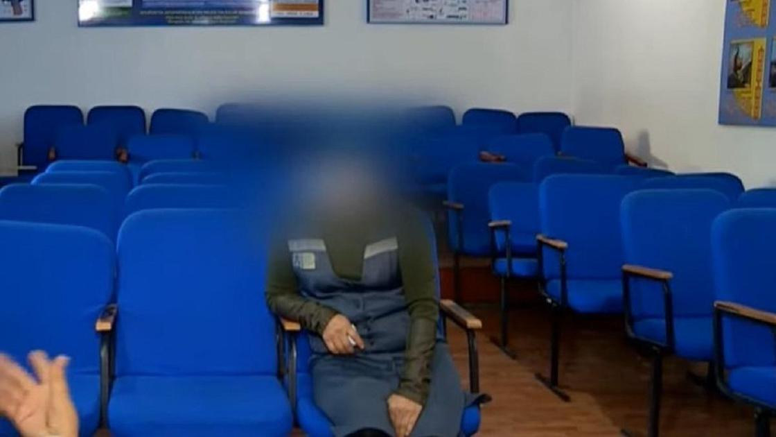 Осужденная за убийство в Шымкенте