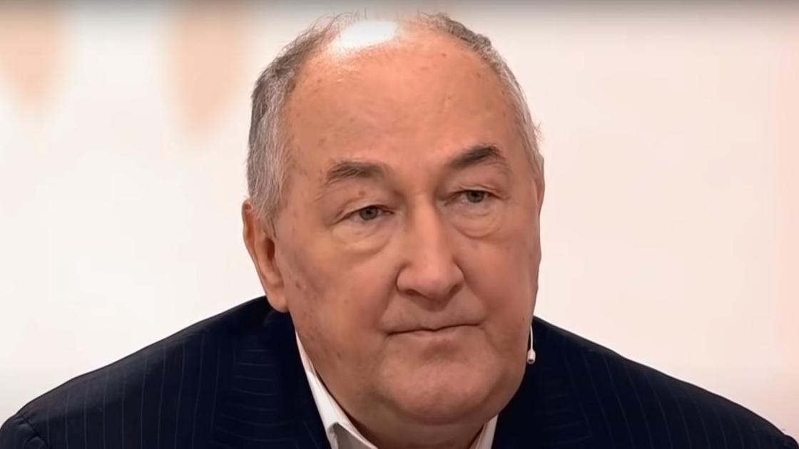 Портрет Бориса Клюева