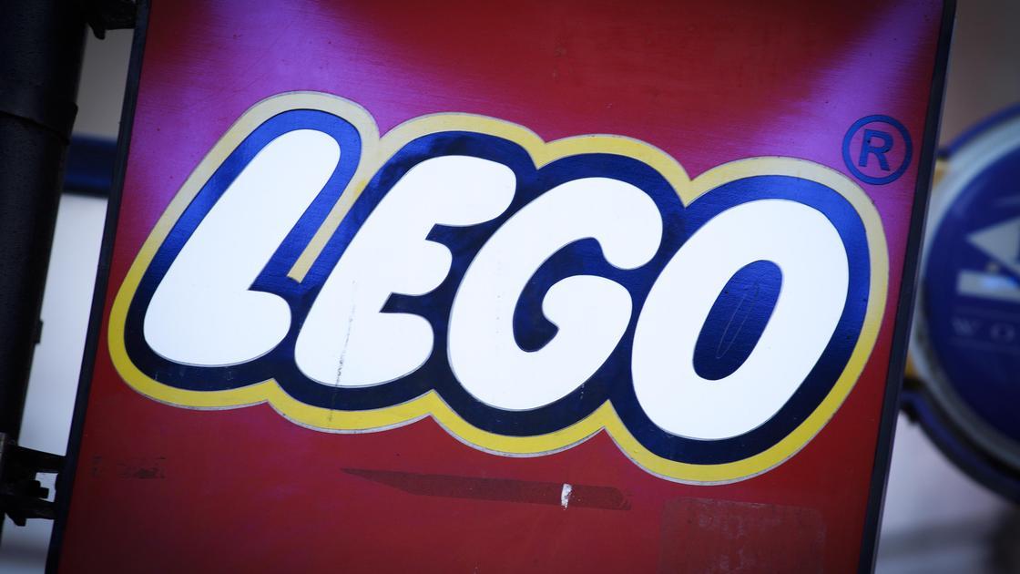Lego лого